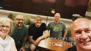 Faith Hope Love Interdenominational podcast